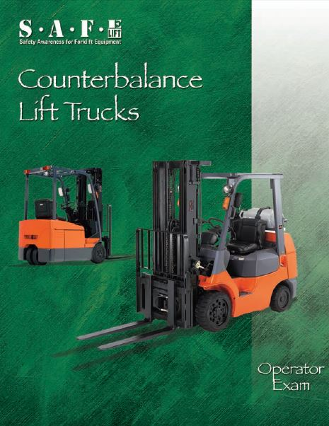 counterbalance operator exam