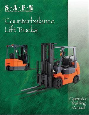 Counterbalance Operator Training Manual
