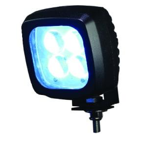 big blue forklift light