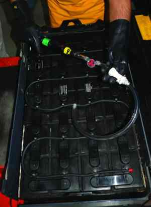 Froetek Battery Watering System