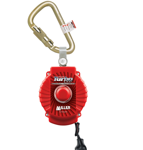 miller turbolite fall protection