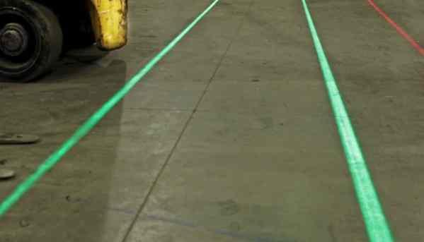 Floor Laser Line
