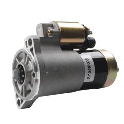 Komatsu Forklift Starter Parts H12 H20 Engine