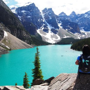 5 Days in the Canadian Rockies (Part 2): Lake Louise & Moraine Lake