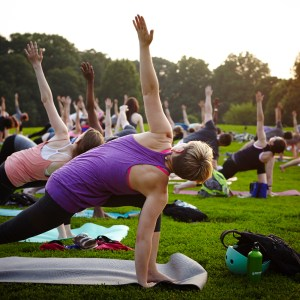 7 FREE Summer Fitness Classes Around DC