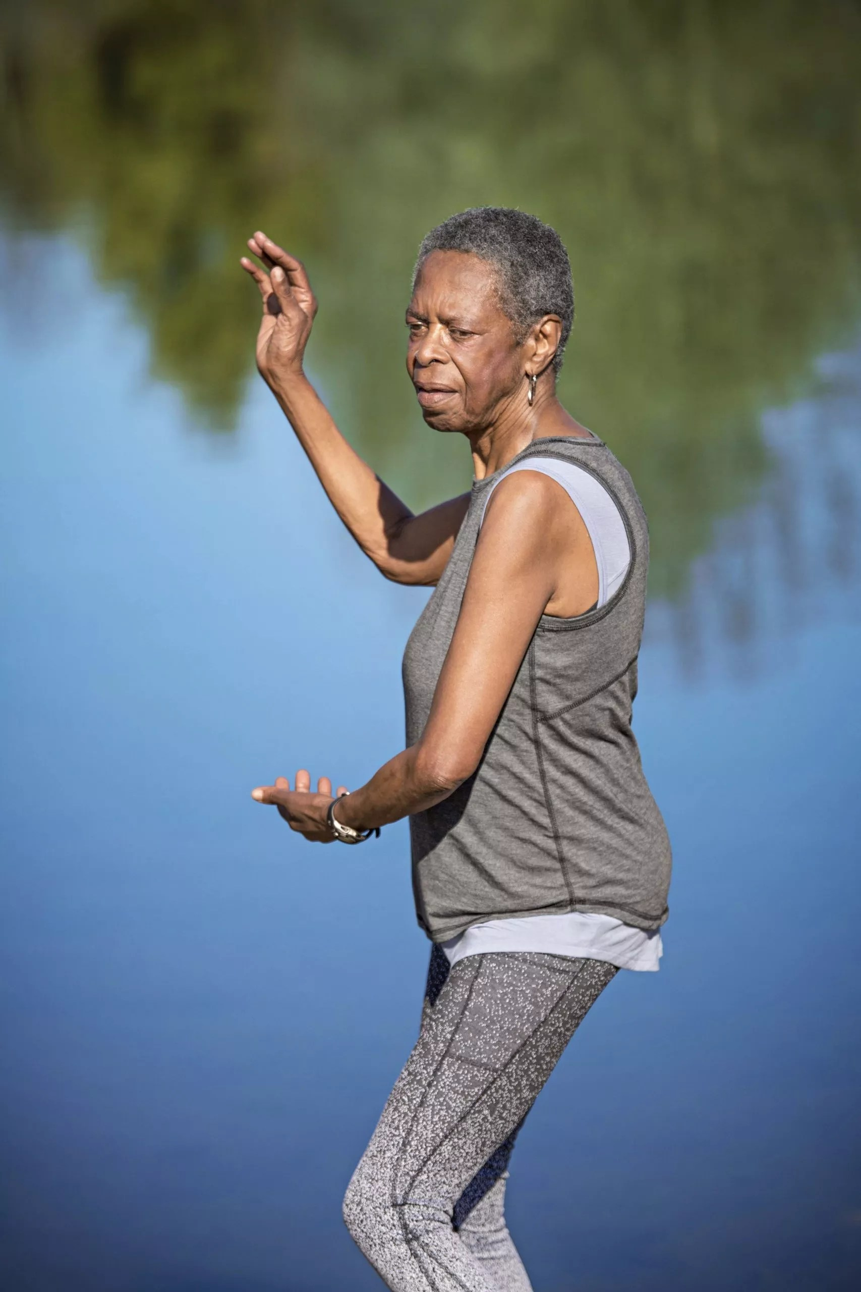 Meet Betty Holston Smith The 79 Year Old Vegan Competing