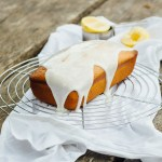 Lemon & Yogurt Olive Oil Cake