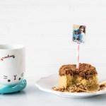 Mini Coffee Cakes for Mom