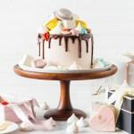 Vanilla Bean Cake | A 1st Blogiversary