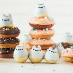 Pusheen Donuts