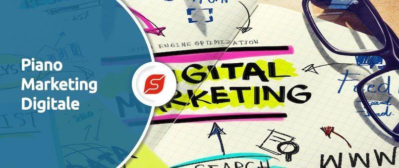 piano marketing digitale