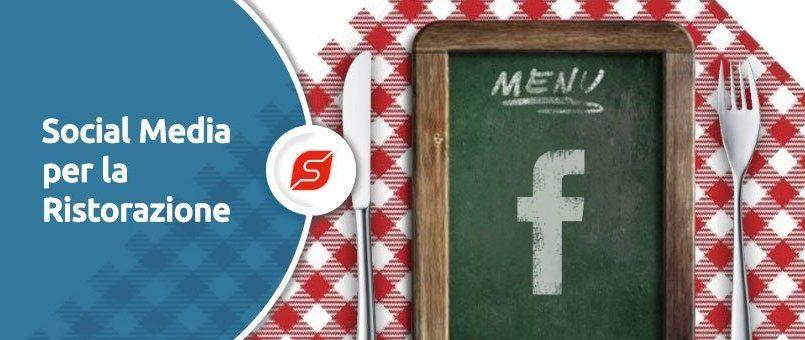 social media per ristorazione