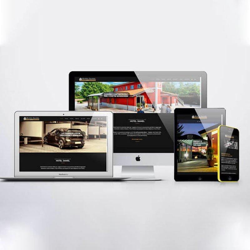 Hotel Daniel3 | Forlani Studio