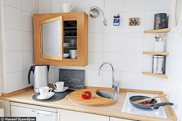 Very Small Kitchen Design Ideas - for life and style