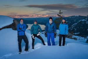 Q&A Expedition Team