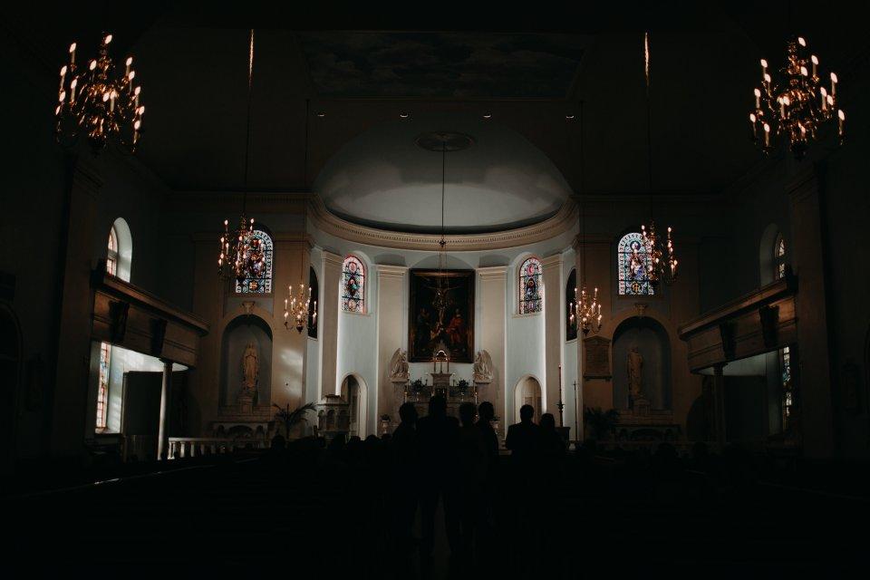 Modern Wedding Virginia