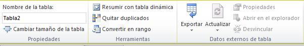 Principales funciones de Excel10