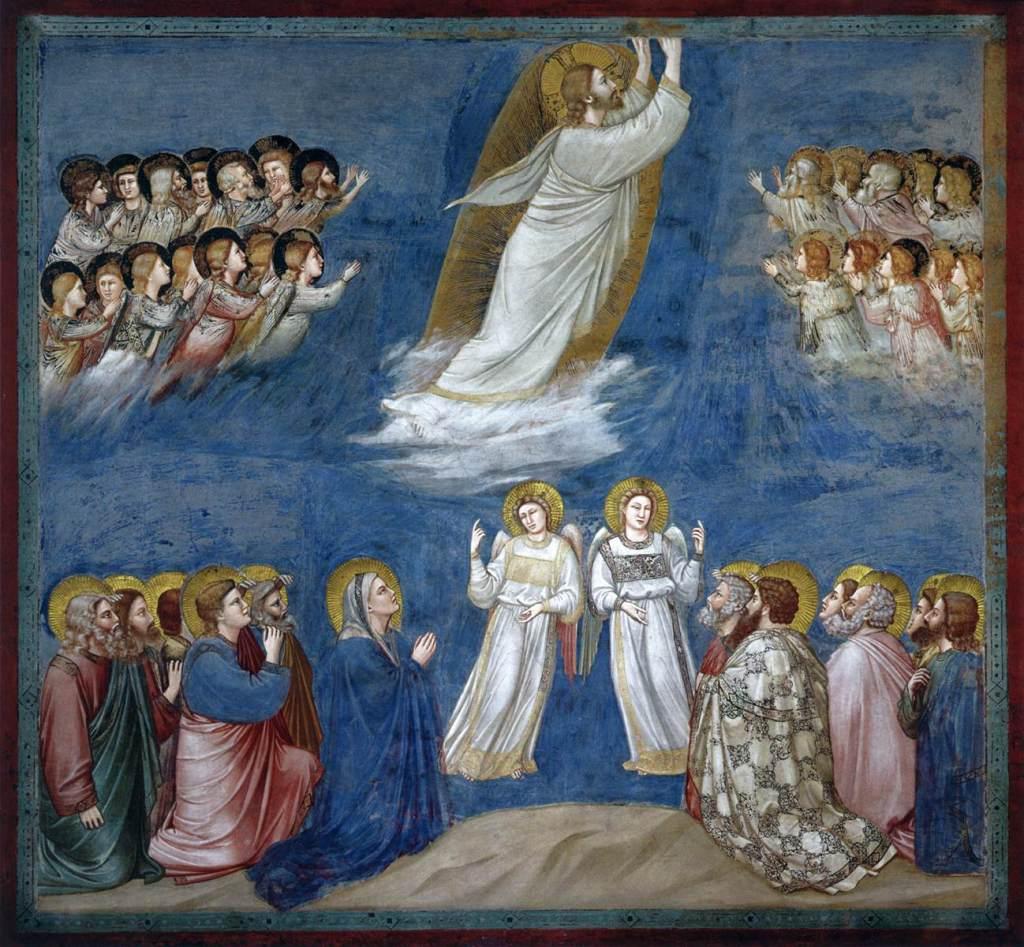 Giotto-ascension