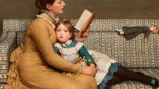 Lectura-Libros-Madre-leyendo