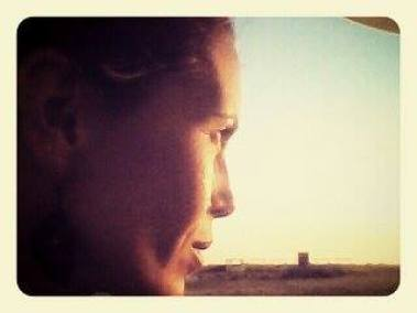 foto May perfil playa