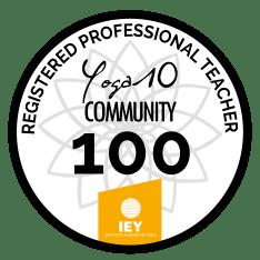 yoga10 community 100 rpt