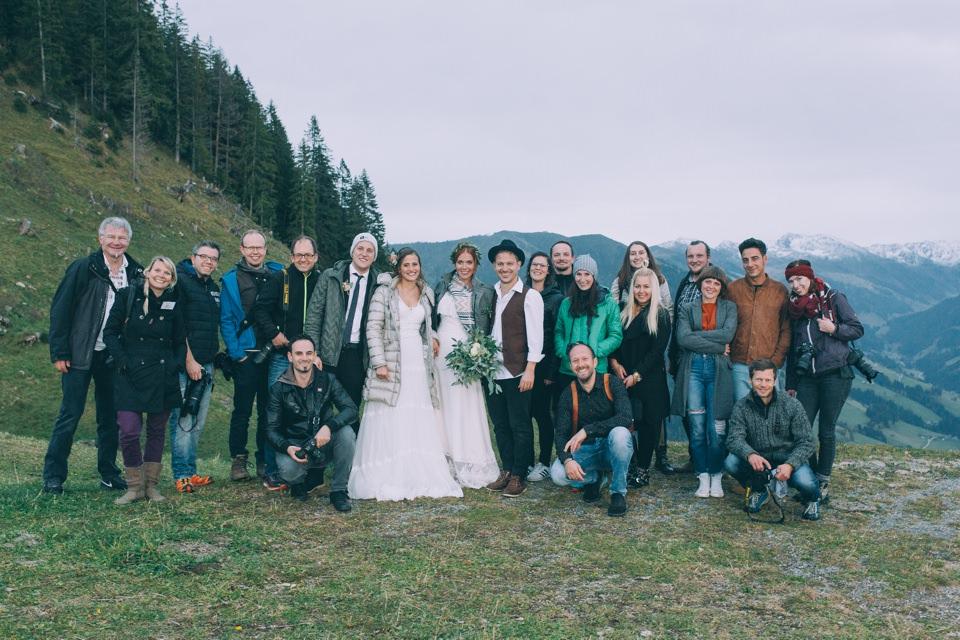 Mountain Spirit Workshop mit FORMA photography   Workshop Hochzeitsfotografie Tirol