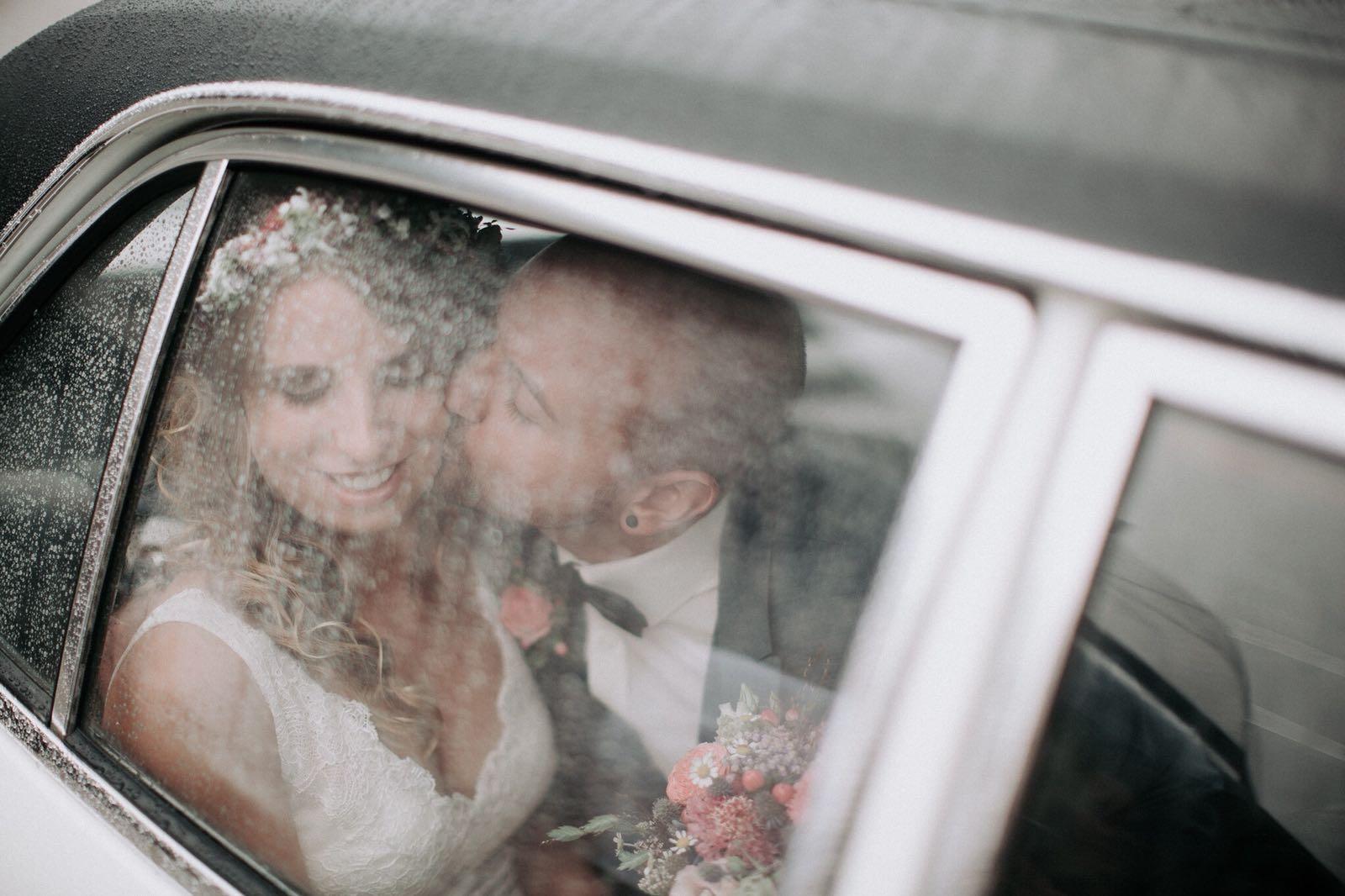 Regen bei Hochzeiten | Videotutorial von FORMA next Level