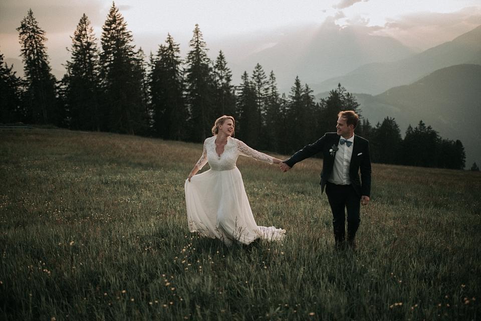 Hochzeitsfotograf Steinbock Alm