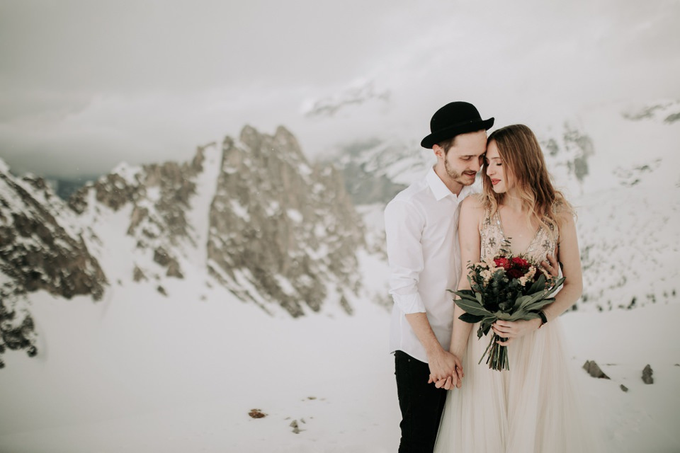 Heiraten in den Bergen