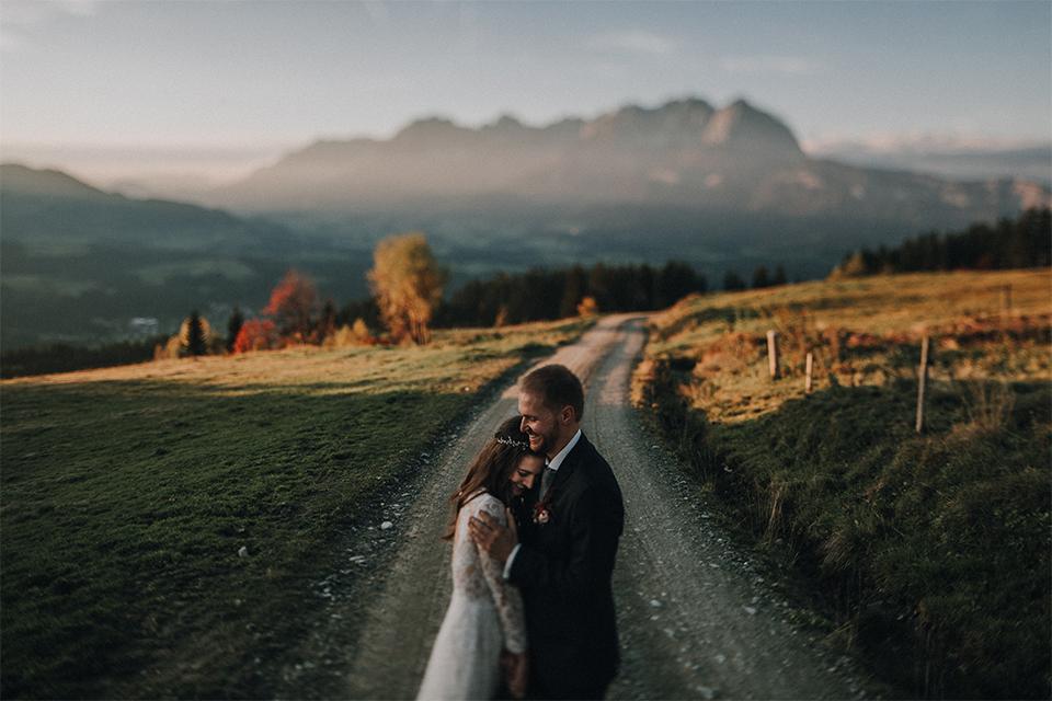 Hochzeit in Oberndorf
