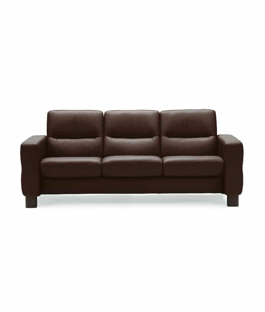 Ekornes Stressless Wave Low Back Sofa Forma Furniture