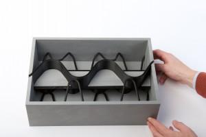Formando 3D print realisatie - schaalmodel van industriële voeg