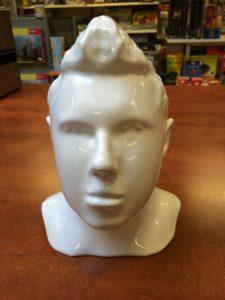 Formando - 3D scan van hoofd en print in keramiek