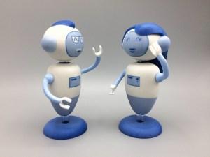 3D print bedrijfsmascotte