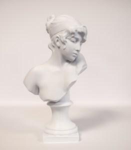 Sappho 3D print Buste