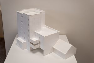3D maquette appartement