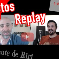 "Replay ""La minute de RIRI"" photo"