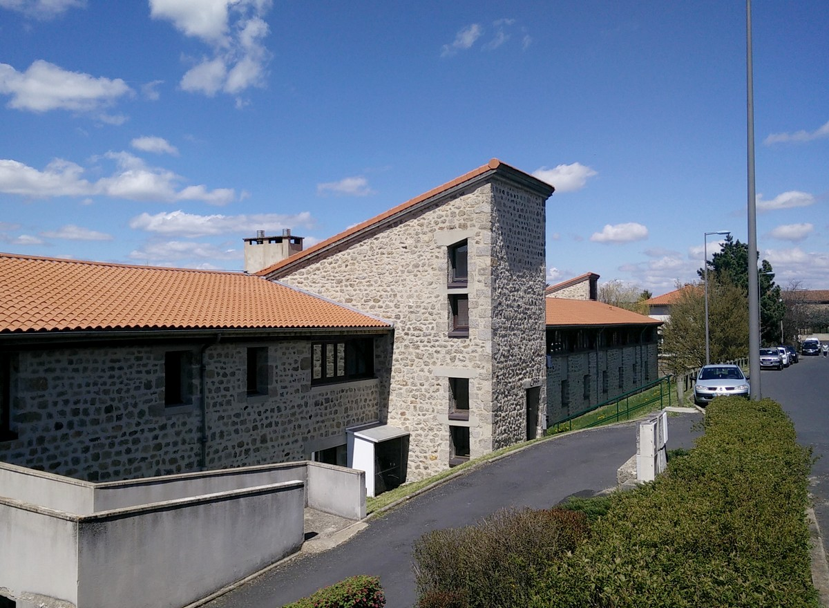Le centre forestier de Saugues