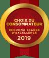 Choix du consommateur 2019