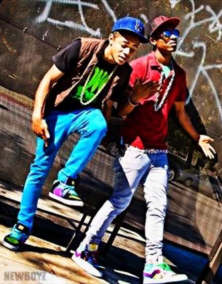 New Boyz Skinny Jeans