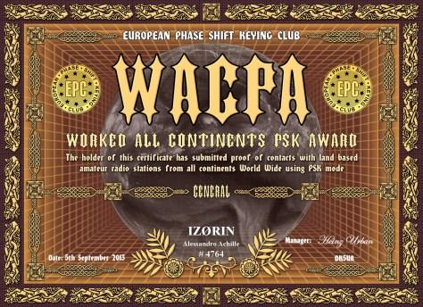 IZ0RIN-WACPA-GENERAL