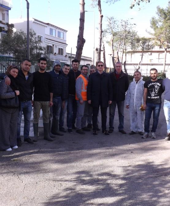 L'integrazione sociale al servizio della comunità massafrese: successo per il corso di manutenzione del verde pubblico