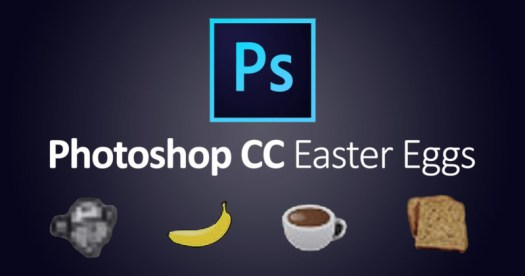 Photoshop Easter Eggs