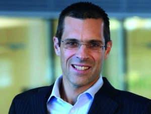 Il general manager di GSK Italia Luis Arosemena