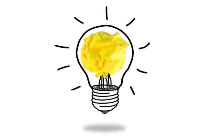 lampadina idea