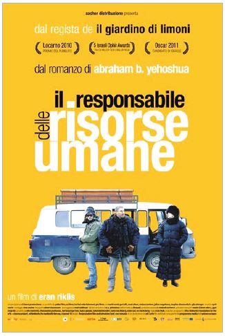 locandina del film il responsabile delle risorse umane