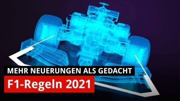 F1 rules 2021: you need to know these changes!