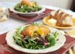 Salad Lyonnaise with Crispy Poached Egg