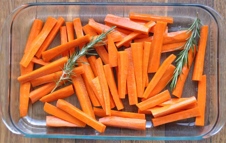 Apple Cider Carrots