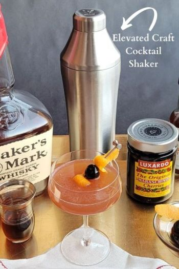 Elevated Craft Cocktail Shaker